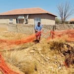 Botched housing development in  Marble Hall poses unsafe conditions for residents
